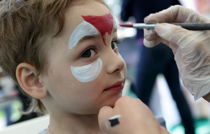 Child Care in Wandsworth Face Painting